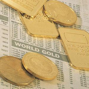 Gold (© Comstock Images/Jupiterimages)