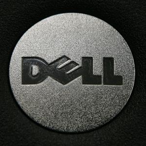 File photo of Dell computer logo (© LM Otero/AP)