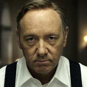 Kevin Spacey as Frank Underwood in 'House of Cards'© Netflix