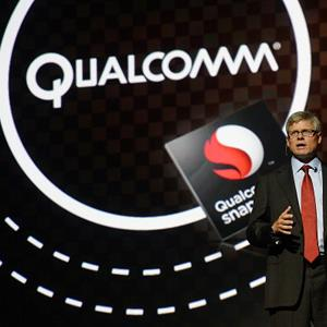 Qualcomm President & COO Steve Mollenkopf in New York City, on August 7, 2013 (© Emmanuel Dunand/AFP/Getty Images)