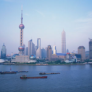 Shanghai, China (c) Yang Liu/Corbis