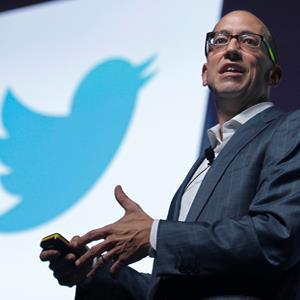 Twitter CEO Dick Costolo © ERIC GAILLARD/Newscom/RTR