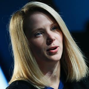 Yahoo CEO Marissa Mayer (© Pascal Lauener/Reuters)