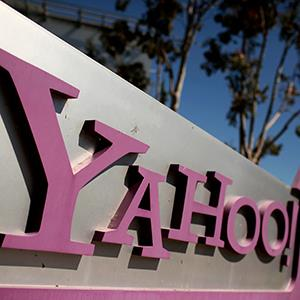 Yahoo headquarters in Sunnyvale, Calif. (© Robert Galbraith/Newscom/Reuters)