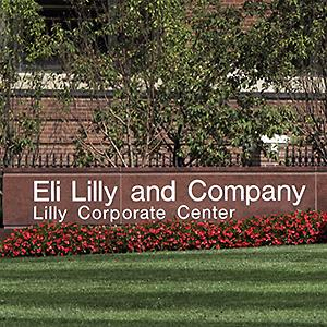 Eli Lilly Co. corporate headquarters in Indianapolis. © AJ Mast/AP