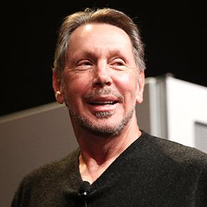 Co-founder & Chief Executive of Oracle Corporation, Larry Ellison © Stephen Lam/Reuters