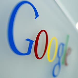 File photo of the Google logo (© Virginia Mayo/AP/dapd)