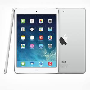 The iPad mini with Retina display (Courtesy of Apple)