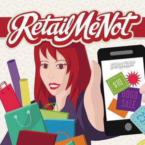 RetailMeNot Screen grab