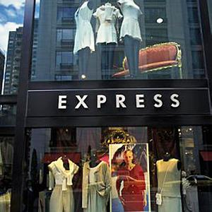Express store in Manhattan (© James Leynse/Corbis)