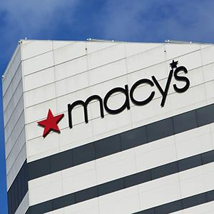 The headquarters of clothing retailer Macy's © Kristoffer Tripplaar/Alamy