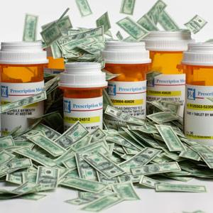 Prescription medicine expenses © Don Farrall/Photodisc/Getty Images