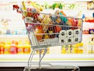 Image: Grocery shopping (© Randy Faris/Corbis)