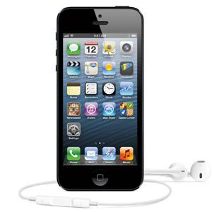 Credit: 2012 Apple IncCaption: Apple iPhone 5