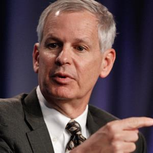 Image: Charles 'Charlie' Ergen, chairman and co-founder of Dish Network Corp (&#169; Jonathan Alcorn/Bloomberg via Getty Images)