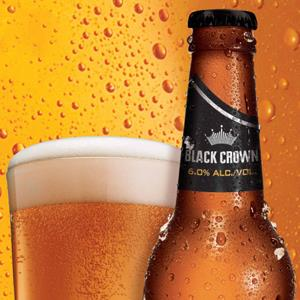 Budweiser Black Crown (Anheuser-Busch via PR Newswire)