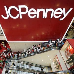 Credit: Mary Altaffer/AP Photo&#xA;Caption: Customers enter the JCPenney store in the Manhattan Mall in New York in July 2009