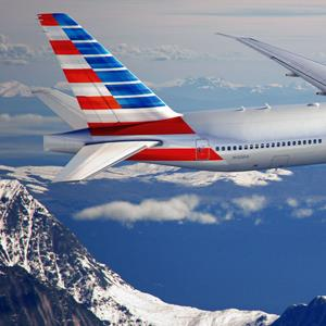 American Airlines new look (PRNewsFoto/American Airlines)
