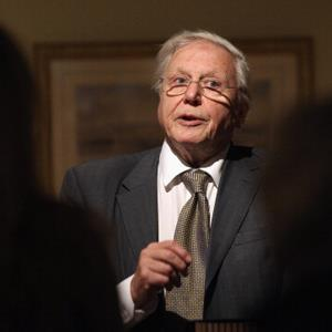 &#xA;Sir David Attenborough in September 2012 (Oli Scarff/Getty Images)