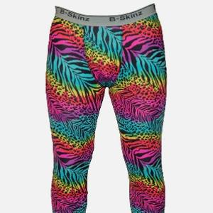 B-Skinz Meggings Psychedelic Jungle style (B-Skinz)