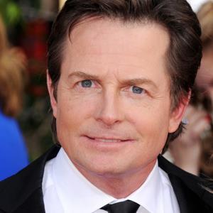 Michael J. Fox at the 70th Annual Golden Globe Awards on Jan. 13, 2013 (Jordan Strauss/Invision/AP Photo)