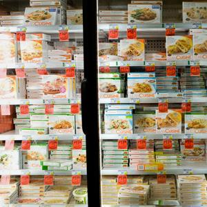 File photo of Lean Cuisine frozen foods in a grocery store ( Kristoffer Tripplaar/Alamy)