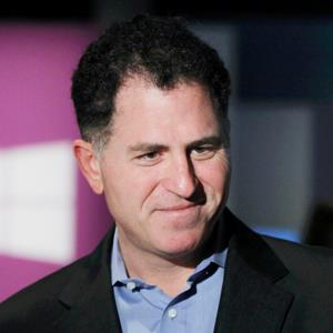 Michael Dell, Chairman and CEO of Dell Inc., in October 2012 (© Lucas Jackson/Reuters)