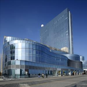 The Revel casino is seen on the Boardwalk Thursday, Feb. 14, 2013, in Atlantic City ( Mel Evans/AP Photo)