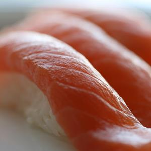 Tuna sushi (Amy Ho/Flickr/Getty Images)