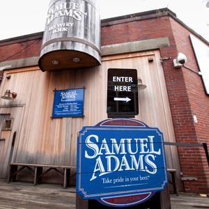 Boston Beer Co.'s Samuel Adams Brewery in Boston, Mass. (© Scott Eisen/Bloomberg via Getty Image)