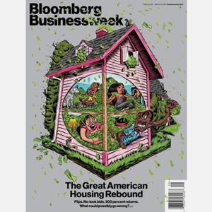 Cover of latest issue of Bloomberg Businessweek ( Bloomberg Businessweek via Slate, http://aka.ms/BusinessweekCover)