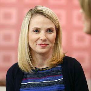 Marissa Mayer on NBC News' 'Today' show on Feb. 20, 2013 (&#169; Peter Kramer/NBC/NBC NewsWire via Getty Images)