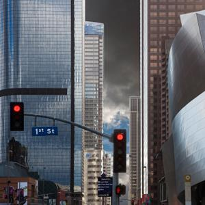Downtown Los Angeles Disney Hall (© Ed Freeman/The Image Bank/Getty Images)
