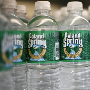 Bottles of Poland Spring water ( Tom Starkweather/Bloomberg via Getty Images)