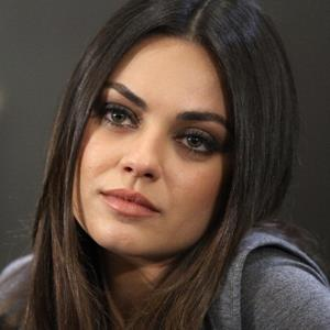 Mila Kunis (© Gennadi Avramenko/Epsilon/Getty Images)