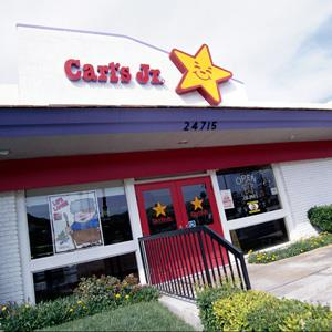 File photo of Carl's Jr. in Santa Clarita, California (© Kim Kulish/Corbis)