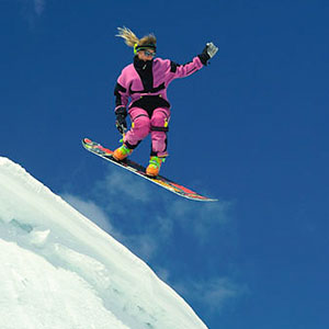 Image: Snowboard (&#169; Photodisc Blue/Getty Images)