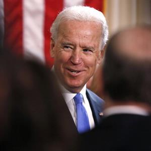 Vice President Joe Biden (© Kevin Lamarque/Pool via Bloomberg)