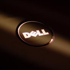 Top of a Dell laptop (Bobby Yip/Newscom/Reuters)