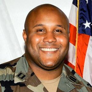 Christopher Dorner (© LAPD via Getty Images)