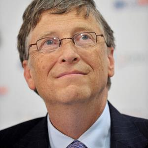 Bill Gates in June 2011 (BEN STANSALL/AFP/Getty Images)