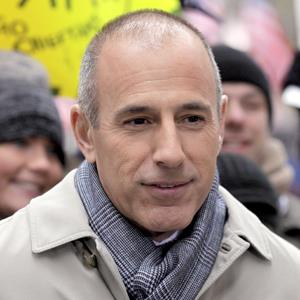 Matt Lauer, co-host of the NBC