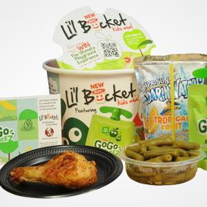 KFC Li'l Bucket meal (© KFC)