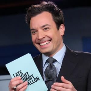Jimmy Fallon is replacing Jay Leno as the host of 
