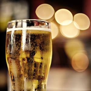 File photo of a pint of cider (© Michelle McMahon/Flickr Open/Getty Images)
