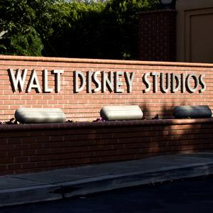 Walt Disney Co. Studios international headquarters building in Burbank, Calif. (copyright Jonathan Alcorn/Bloomberg via Getty Images)