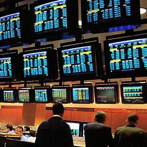 Image: Stock market ( Zurbar/age fotostock)