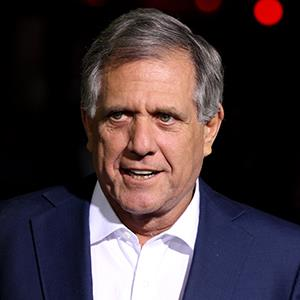 File photo of Leslie Moonves, president and chief executive officer of CBS Corp., on October 1, 2012 (© Matt Sayles/Invision/AP Photo)