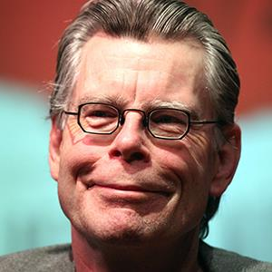 File photo of Stephen King on November 12, 2011 (© VARLEY/SIPA/Rex Features)