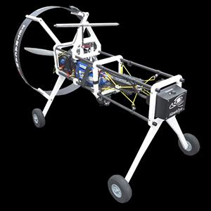 HawkEye - Remote Sensing and Flying Camera Platform (© Tetracam, Inc.)